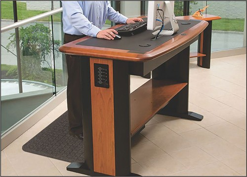 Standing Desk Anti Fatigue Mats Sit To Stand Desk Matting