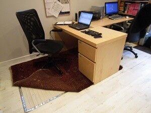 Rugbuddy Under Carpet Or Rug Heated Floor Mats Warm Floors