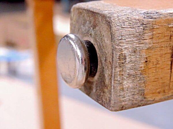 chair glide 04 Floormat.com Steel base nail glide for wood furniture legs 7/8 Base <ul> <li>Eliminates carpet from being torn from chair legs that are missing glides</li> <li>Sold in packs of 24 each</li> <li>Easy to install</li> </ul>
