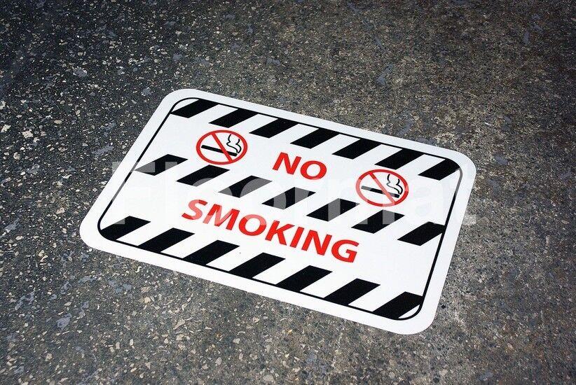 No Smoking Floormat Com