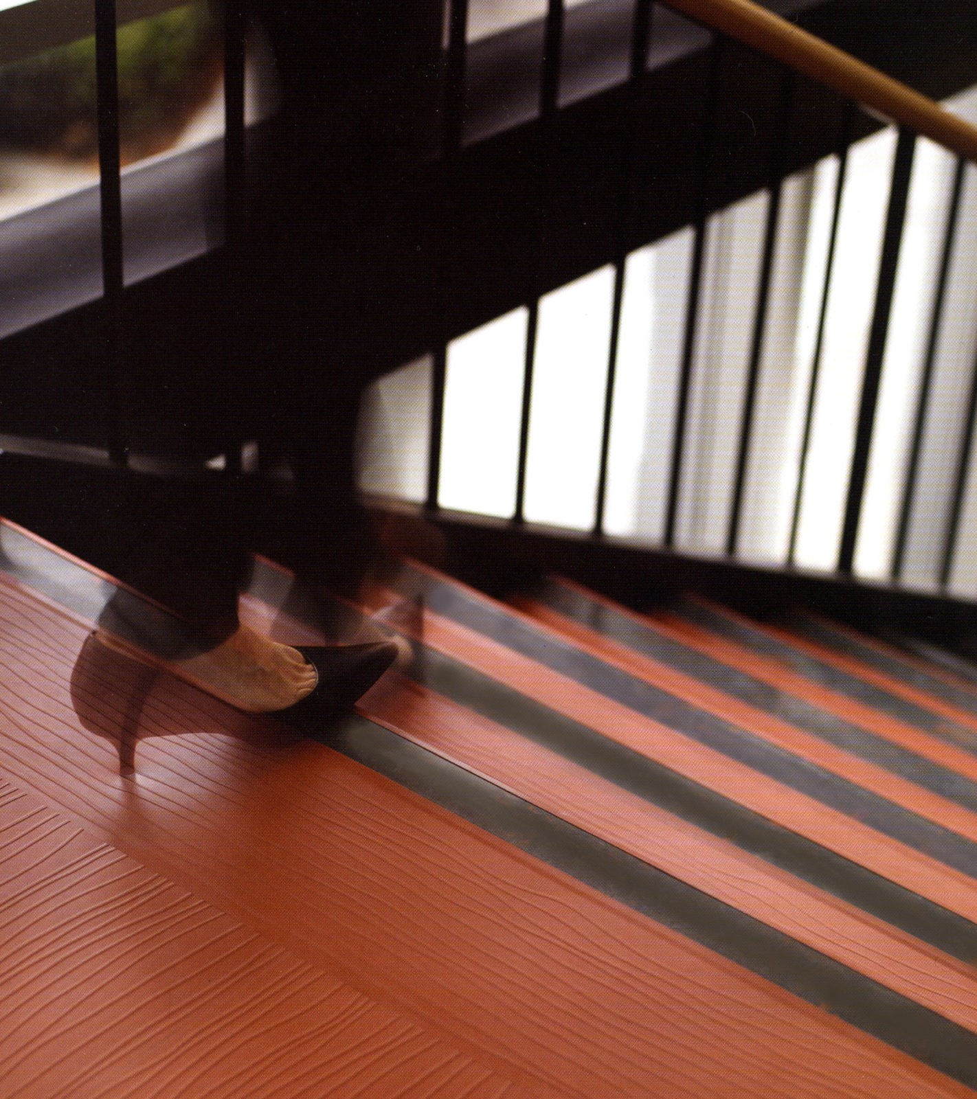 Rubber mats for stairs - Grit Tape 1